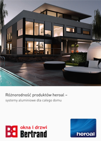 Katalog systemy aluminiowe ver. PL